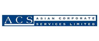 Asian Corporate Services Ltd